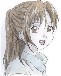 Cette jeune fille s'appelle Sayu et son grand frère s'est servi de leur père pour arriver à ses fins. Dans quel manga peut-on la voir ?