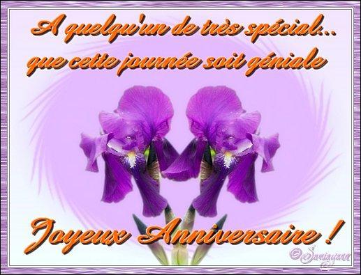 Jeefcoop, attentionné, a choisi tes fleurs préférées !