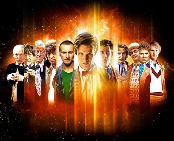 """Quels acteurs ont joué dans """"Doctor Who"""" ?(Saison 5)"""