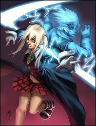Qui sont ces personnages de manga ?