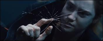Quelle est la peur de Tris qui est représentée sur cette image ?