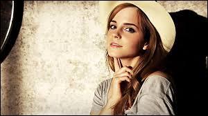 Amie d'Harry Potter, elle s'appelle : (ce n'ai pas une chanteuse, mais je voulais la mettre ...)