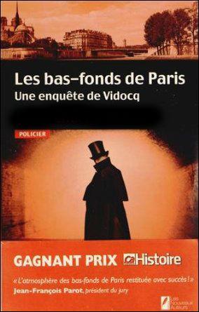 """Qui a écrit """"Les bas fonds de Paris"""" ?"""