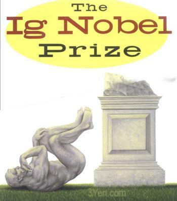 Les prix Ig Nobel (2)