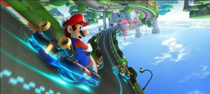 Combien y a-t-il de personnages à débloquer dans Mario Kart 8 ?