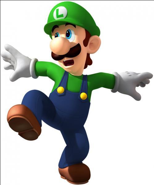 Luigi est un héros particulier car