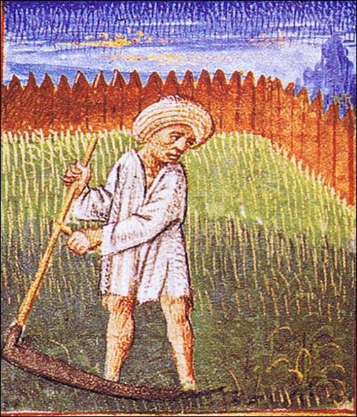 Les périodes de disettes, notamment l'hiver, sont fréquentes. La famine, la maladie et les épidémies guettaient constamment le paysan. Quelle était l'espérance de vie du paysan du Moyen Âge ?