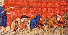 Il y avait 2 sortes de paysans au Moyen Âge. Comment étaient appelés ceux qui appartenaient au seigneur de génération en génération, et dont le statut était proche de celui de l'esclavage ?