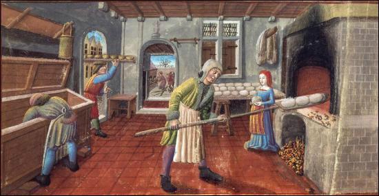 Le paysan croulait sous divers impôts et taxes exigés par le seigneur. Comment s'appelait la taxe permettant l'utilisation des moulins, des fours et des pressoirs que le seigneur mettait à la disposition des villageois ?
