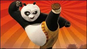 On aurait presque du mal à croire que ce panda puisse faire du kung-fu ; mais d'ailleurs, comment s'appelle-t-il ?