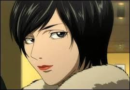 Qui est ce personnage et donc de quel anime vient-elle ?