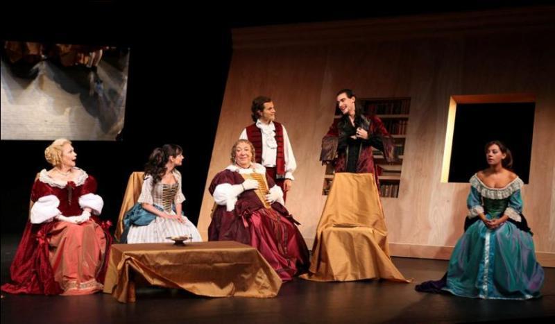 Que reproche alors Molière aux femmes ?