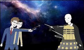 Doctor Who est arrivé après la mort de/du...