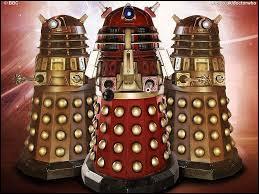 Dans quel épisode de la série les Daleks sont-t-ils arrivés?