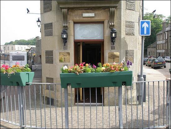 La Place Ebenezer, en Ecosse, est le nom d'une rue très particulière !