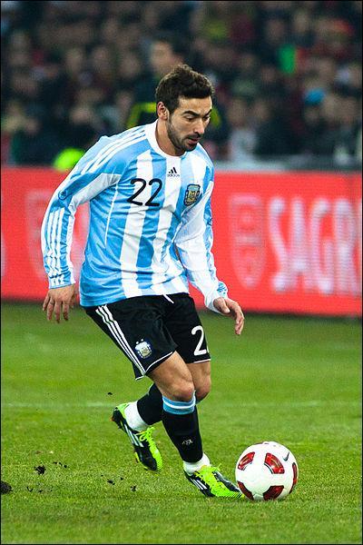 Qui est ce joueur argentin ?