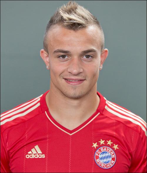 Comment se nomme cette star de l'équipe suisse ?