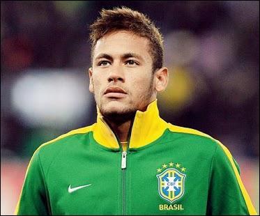 Comment se nomme cette star de l'équipe du Brésil ?