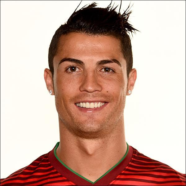 Comment se nomme une des stars de l'équipe portugaise ?