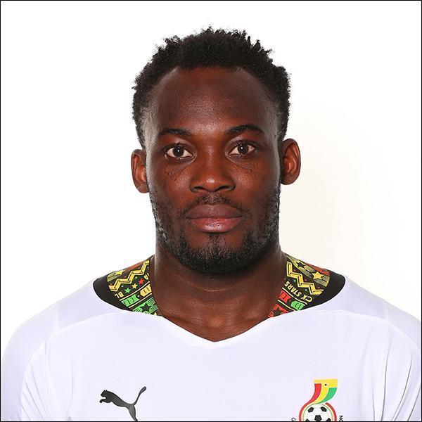 Comment se nomme une des stars de l'équipe ghanéenne ?