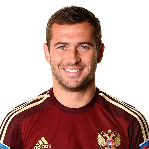 Comment se nomme cette star de l'équipe russe ?