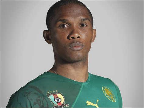 Comment se nomme cette star de l'équipe du Cameroun ?