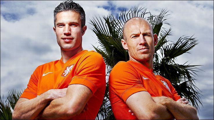 Comment se nomment ces deux stars de l'équipe des Pays-Bas ?