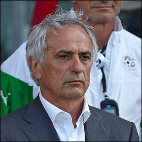 Qui est le sélectionneur de l'Algérie ?