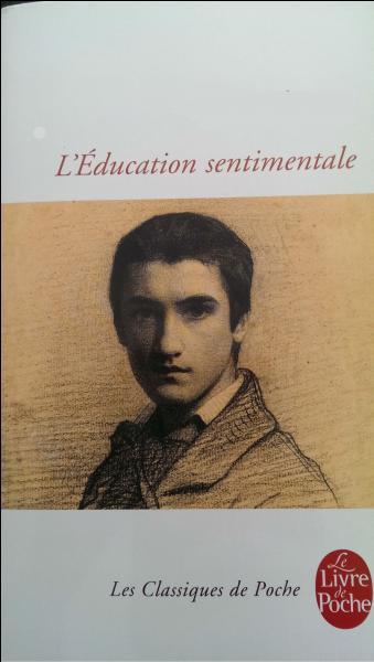 A qui doit-on  L'éducation sentimentale  ?
