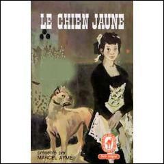 Classique de la littérature policière, qui est l'auteur du  Chien jaune  ?
