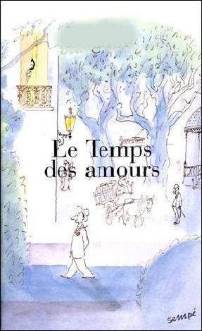 Qui a écrit  Le temps des amours  ?