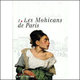 Par qui a été écrit  Les Mohicans de Paris  ?