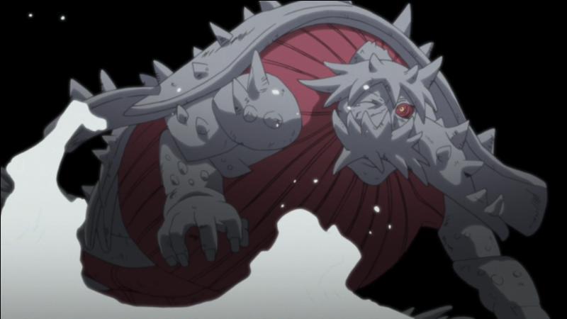 De quel manga vient ce monstre ?