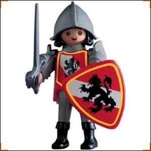 A quelle période ce soldat Playmobil vivait-il ?