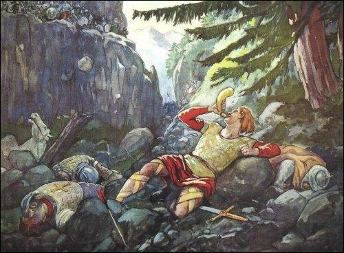 Sous le règne de Charlemagne mourut Roland le Preux (dit Roland de Roncevaux), il possédait une épée, toute aussi célèbre que lui, connais-tu le nom de cette épée ?