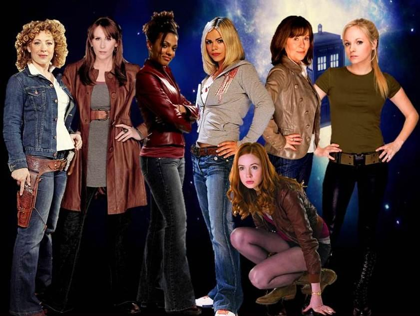 Doctor Who 2005 : les compagnes