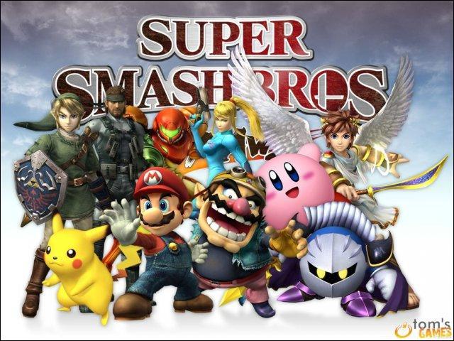 Sur cette photo, est-ce qu'il y a juste des héros de Nintendo?