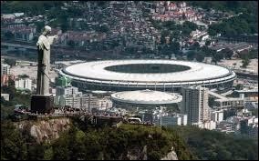 Où se joue la finale de la Coupe du monde 2014 ?