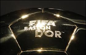 La Coupe du monde, comme le Ballon d'or, est une idée :