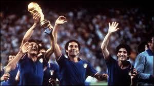 Quel pays gagne la Coupe du monde en 1982, après s'être qualifié de son groupe grâce à la différence de buts ?