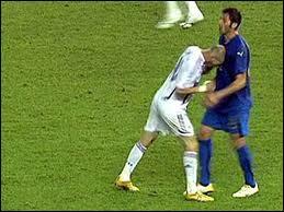 Pendant quelle Coupe du monde Zidane a-t-il donné un coup de boule à Marco Materazzi ?