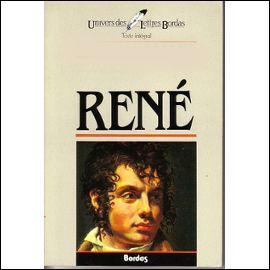 """Quel écrivain a réalisé """"René ?"""