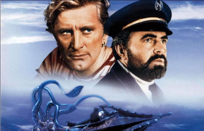 """Jules Verne a fait de moi l'inventeur et le commandant du sous-marin Nautilus. Il m'a fait voyager """"Vingt mille lieues sous les mers""""."""