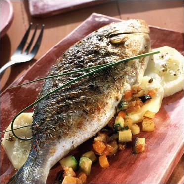 Les inconditionnels du poisson pourront choisir :