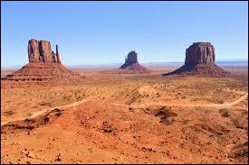 Dans quel État des États-Unis se trouve Monument Valley ?