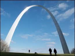 Cette arche se trouve aux USA, mais dans quelle ville se trouve-t-elle ?