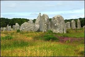 Le champ de menhirs de Carnac se trouve en Bretagne, mais dans quel département se trouve-t-il ?