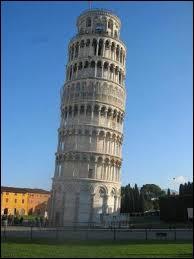 Tour d'Italie mondialement célèbre, où se trouve-t-elle ?