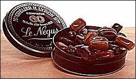 Ces petites friandises sont des Négus, c'est une spécialité de :