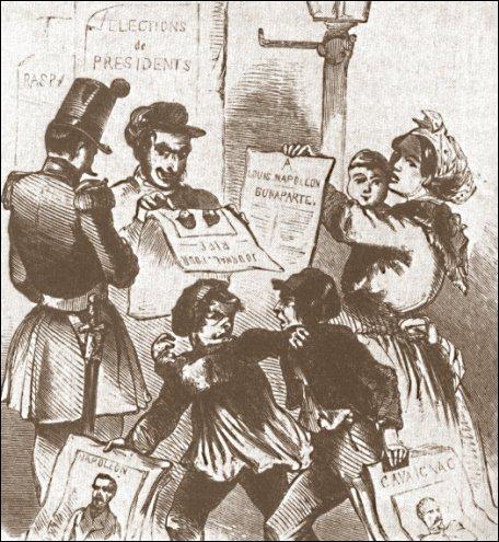 1848 > Quel est, pour vous madame, l'événement phare de cette année-là ?